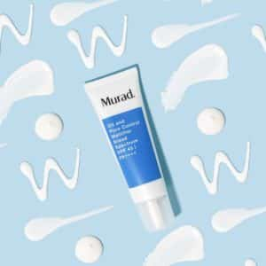 Murad Oil and Pore Control Mattifer SPF45