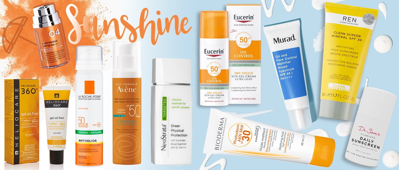 SPF for Acne Prone Skin