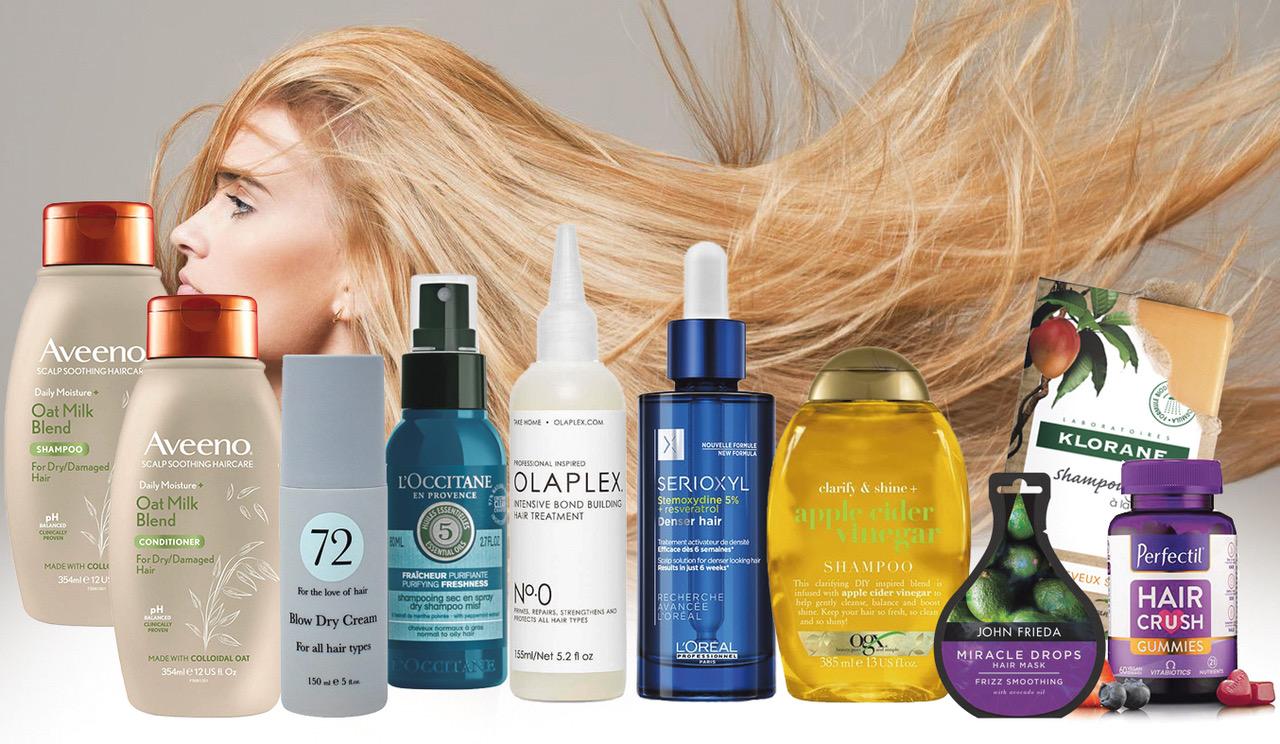 Hair Care Heroes