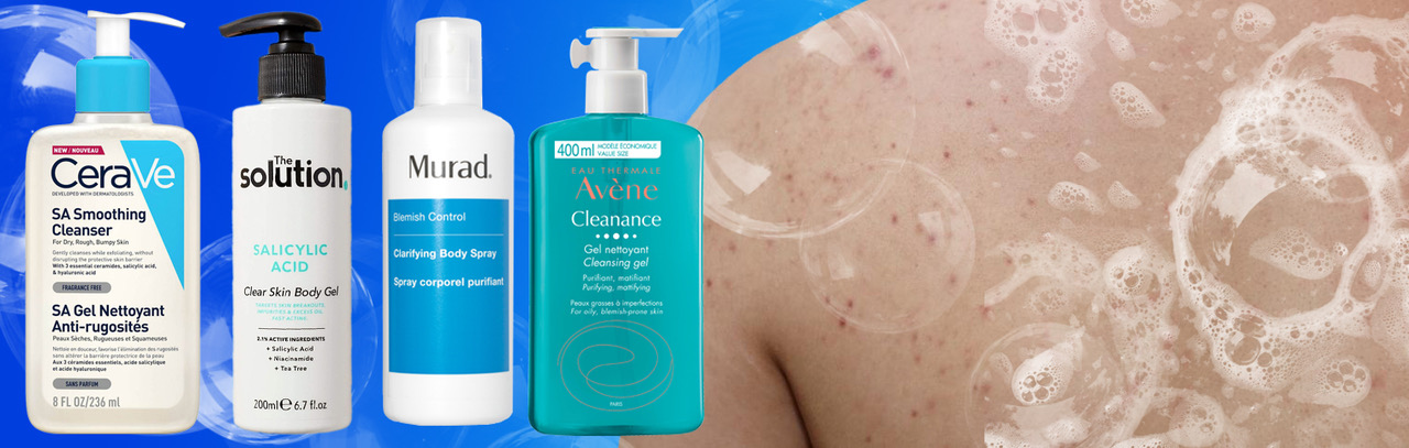 Back Acne Products
